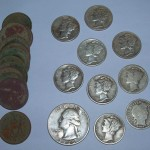 10 Silver coin day from public park – Metal detecting finds