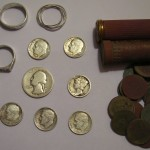 Large mansion gives up 11 silvers in one day – Metal detecting finds