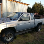 My 1986 Nissan Project Truck