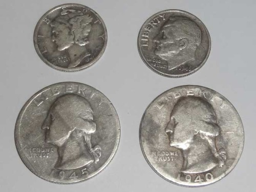 4-silver-coin-spill-metal-detecting-find