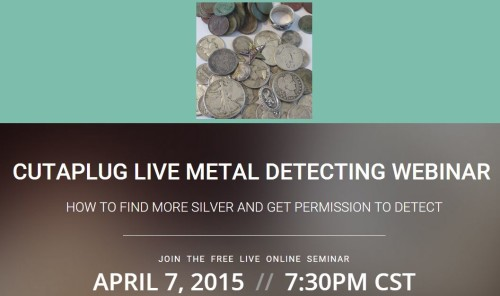 Metal Detecting Live Seminar
