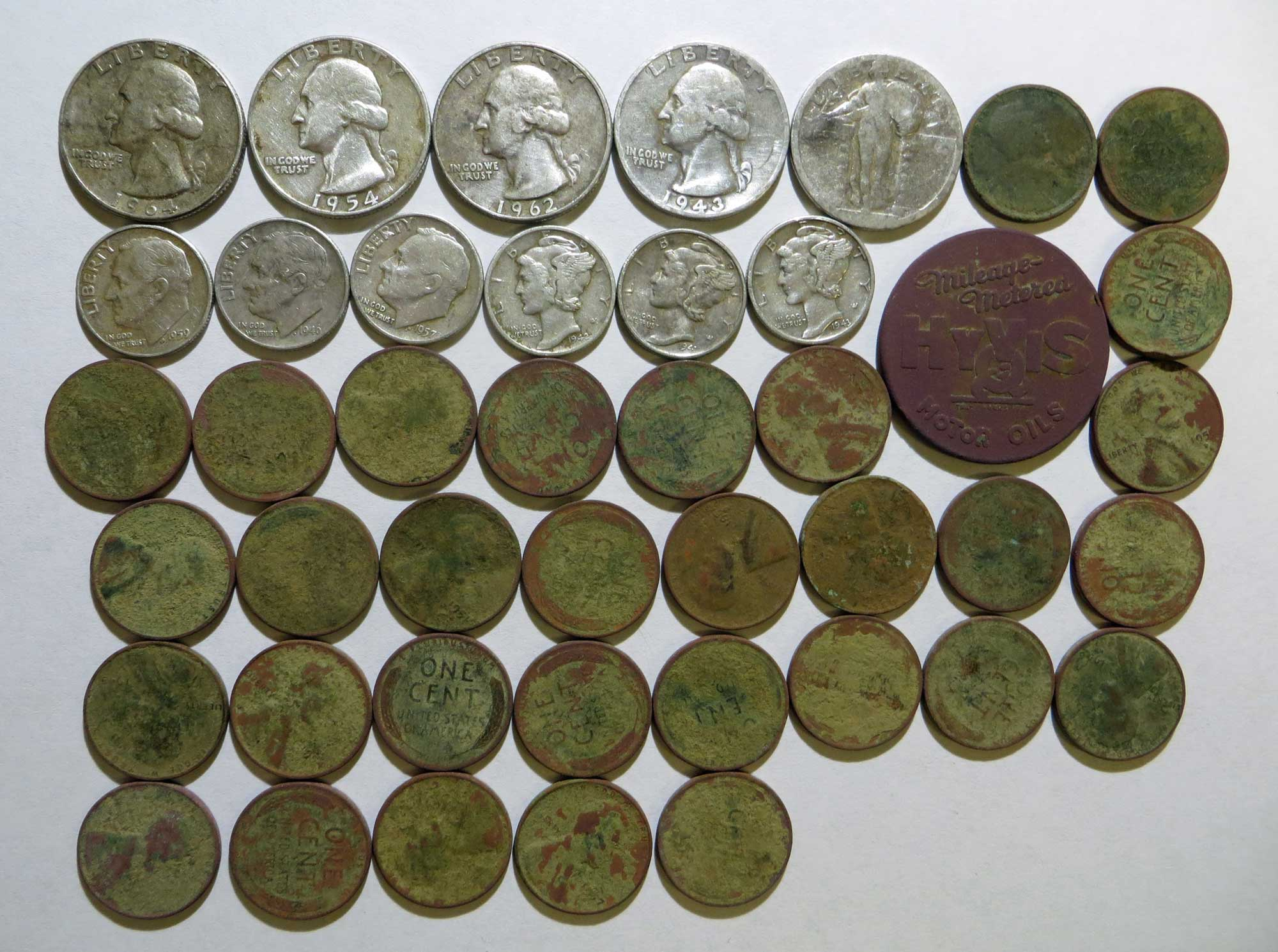 Metal Detecting Best Day Ever 26 Silver Coins In One Day